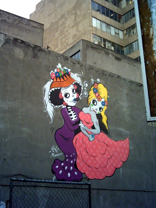 Fafi_en_Mexico_by_GraffMX