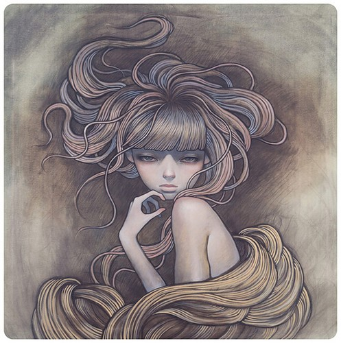illustration,audrey,kawasaki,painting,drawing,female,subject,art-cf8cde300d41d9318eb0cd75dacf81a9_h